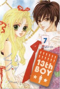 13th Boy Graphic Novel 07