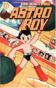 Astro Boy Graphic Novel Vol. 11