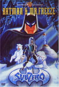 Batman & Mr. Freeze Subzero DVD
