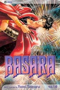 Basara Graphic Novel Vol. 10