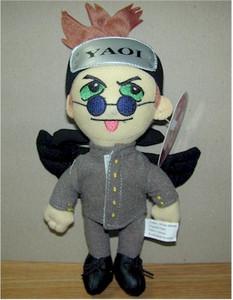 Yaoi High School Plush Doll Keiichi