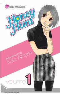 Honey Hunt Graphic Novel 01