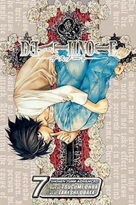 Death Note Graphic Novel 07