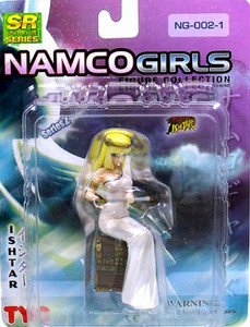 Namco Girls Figure Collection S2 Ishtar