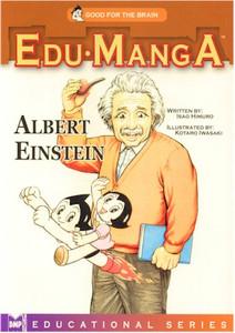 Edu Manga Graphic Novel Albert Einstein
