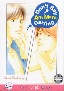 Don't Say Anymore Darling Graphic Novel