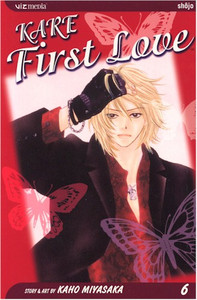 Kare First Love Graphic Novel 06