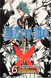 D. Gray-Man Graphic Novel 06