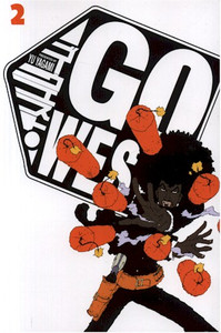 Go West! Graphic Novel 02