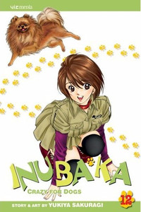 Inubaka Crazy for Dogs Graphic Novel 12