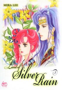 Land of Silver Rain Graphic Novel 05