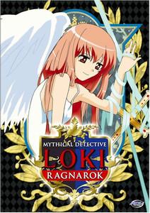 Mythical Detective Loki Ragnarok DVD 02