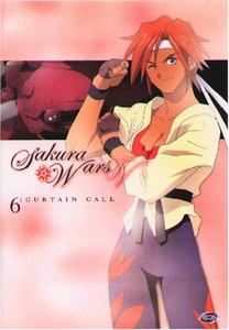 Sakura Wars TV DVD Vol. 06