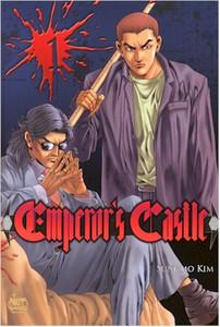 Emperor's Castle Graphic Novel 01