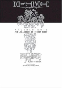 Death Note Another Note The Los Angeles BB Murder Cases