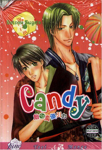 Candy Graphic Novel