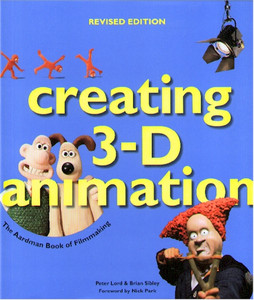 Creating 3-D Animation Art Book