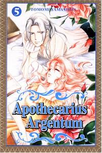 Apothecarius Argentum Graphic Novel 05