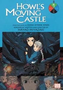 Howl's Moving Castle Film Comic Vol. 04