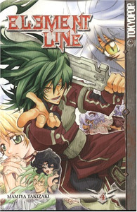 Element Line Graphic Novel 04
