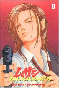 Musashi #9 Graphic Novel Vol. 09