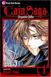 Cain Saga Graphic Novel 01