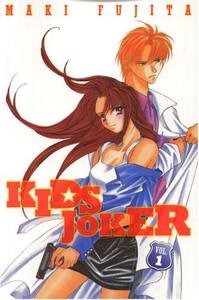 Kids Joker Graphic Novel 01