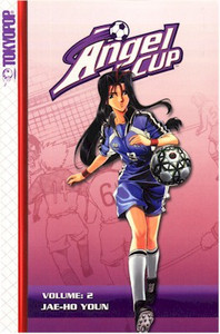 Angel Cup Graphic Novel 02