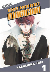 Young Magician Graphic Novel 01