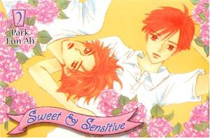 Sweet and Sensitive Graphic Novel Vol. 02