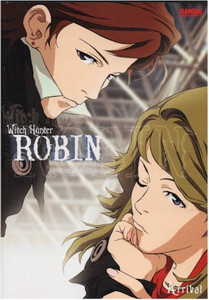 Witch Hunter Robin DVD Vol. 01 (Used)
