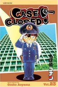 Case Closed Graphic Novel Vol. 23
