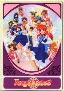 Angel Tales DVD Limited Edition