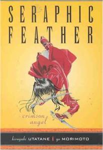 Seraphic Feather Graphic Novel 01 Crimson Angel