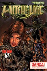 Witchblade Graphic Novel 02