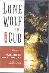 Lone Wolf & Cub Graphic Novel Vol. 18
