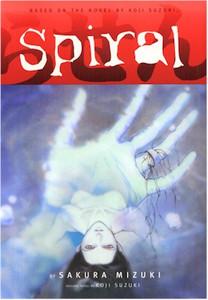 Ring Graphic Novel Vol. 03 Spiral