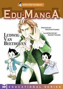 Edu Manga Graphic Novel Ludwig Van Beethoven