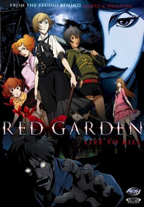Red Garden DVD 01 Live to Kill