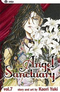 Angel Sanctuary Graphic Novel 07