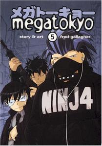 Megatokyo Graphic Novel Vol. 05