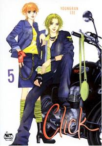 Click Graphic Novel 05
