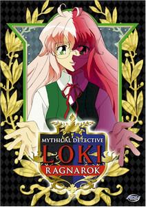 Mythical Detective Loki Ragnarok DVD 06