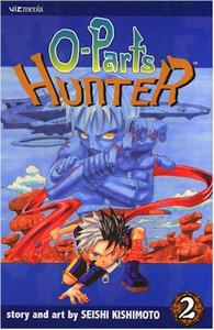 O-Parts Hunter Graphic Novel 02