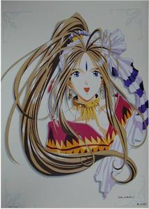 Ah! My Goddess Poster #3580