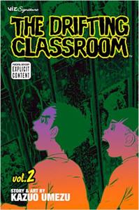 Drifting Classroom Graphic Novel 02