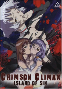 Crimson Climax DVD Island of Sin