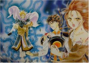 Fushigi Yuugi Poster #3043