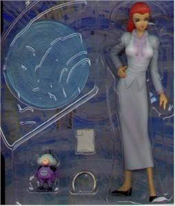 Manmachine Interface in Long Skirt Figure