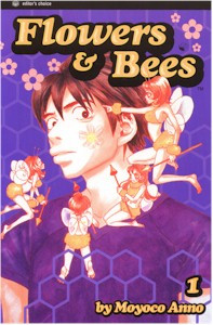 Flowers & Bees Graphic Novel Vol. 01